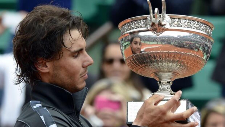 El español lució este reloj durante la final de Roland Garros ante el se...