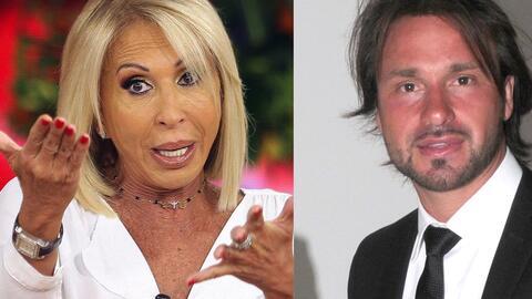 Laura Bozzo y Cristian Zuárez se conocieron en el 2000 luego de q...