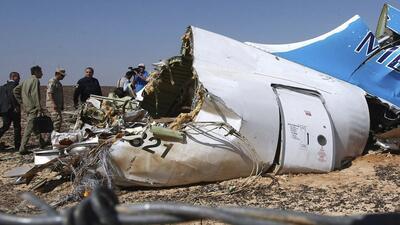 """Atribuyen """"acción externa"""" a tragedia aérea"""