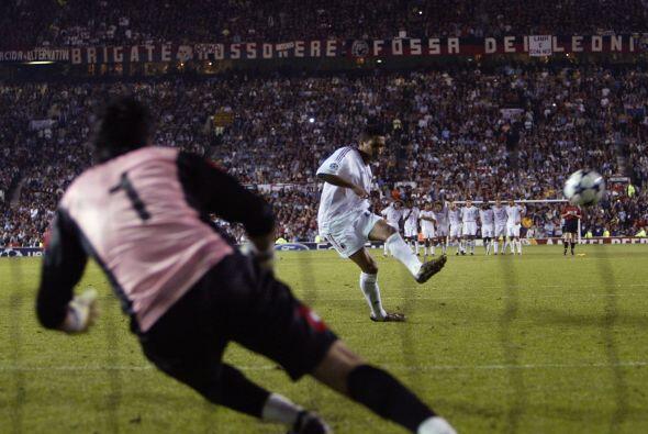 En la temporada 2002-2003, disputó con la 'Juve' la final del tor...