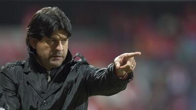 El entrenador paraguayo consideró justa la victoria de sus dirigidos ant...