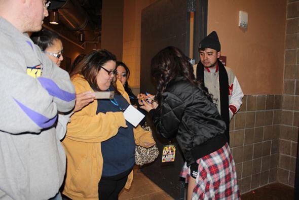 Latin Explosion 2015 - Jasmine V Meet & Greet