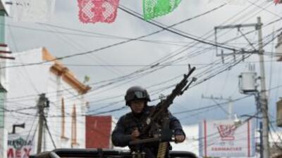 Por instrucción presidencial se redoblará la seguridad en el estado para...
