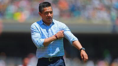 Polos opuestos: América sufre e Ignacio Ambriz se corona en Copa MX