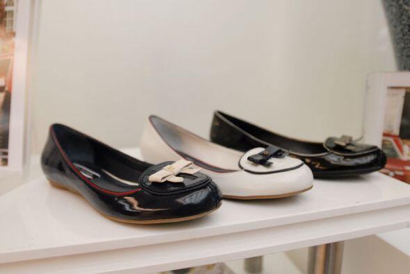 De vez en cuando no está mal que uses zapatos de piso como los 'flats',...
