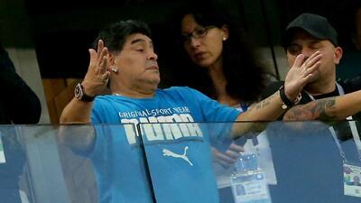 """Presidente de Dorados, sobre la llegada de Maradona: """"Tendremos cuidados adicionales"""""""