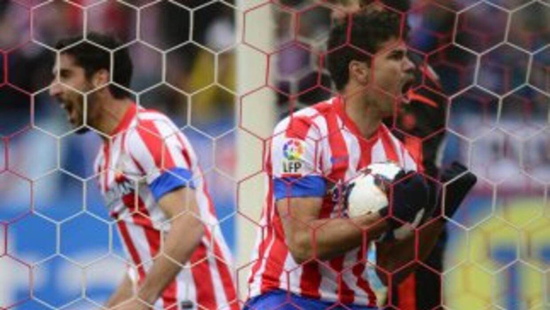 El brasileño Costa, junto a Cristiano Ronaldo, opta por título de goleo...