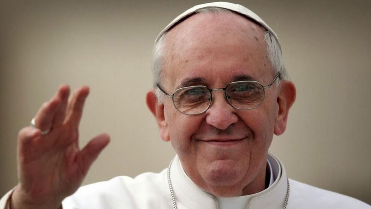 Papa Francisco Huella