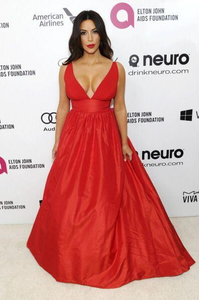 Kim Kardashian es una mujer que acepta su belleza natural y no se limita...