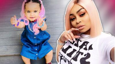 Por esta razón Blac Chyna borró la foto de Dream, la hija que tuvo con Rob Kardashian