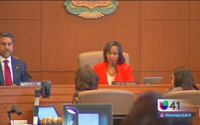 Ivy Taylor se despide como alcaldesa de San Antonio
