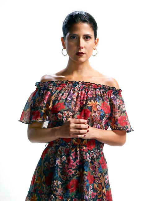 Alejandra en El Chapo