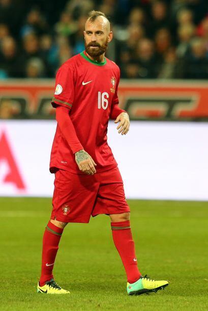 Raúl Meireles es de los futbolistas de Portugal que menos reflectores re...