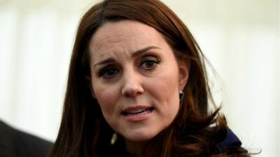 Investigan amenaza terrorista contra Kate Middleton (y su familia con el príncipe William)