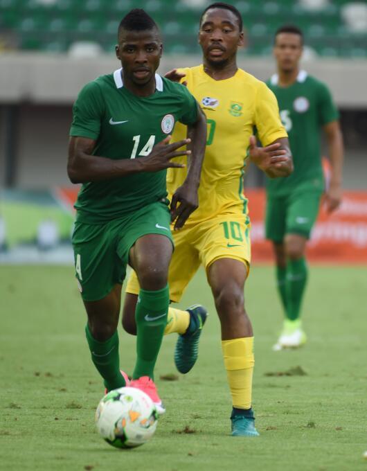 Kelechi Iheanacho - 21 años (Nigeria / Leicester City)
