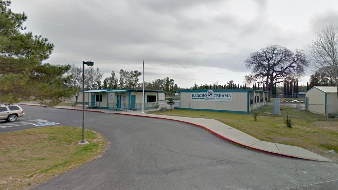 Tiroteo Rancho Tehama