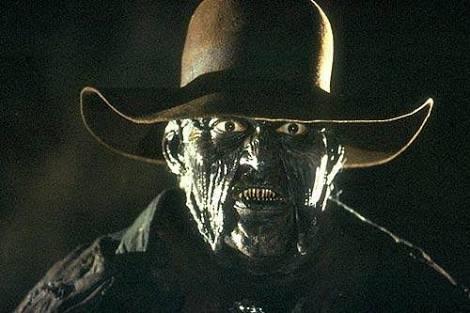 El 'Creeper' de 'Jeepers Creepers' provocó terrores con su mal&ea...