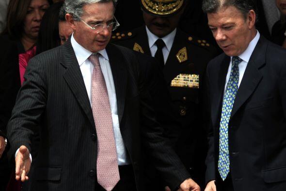 El polémico acuerdo se realizó bajo el mandado el entonces presidente Al...