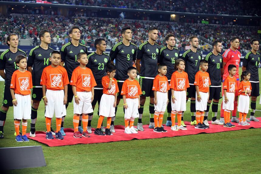 México vs Argentina