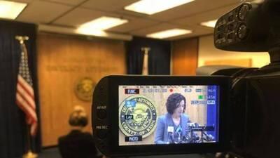 La fiscal del distrito del condado Kern, Lisa Green, anunció que...