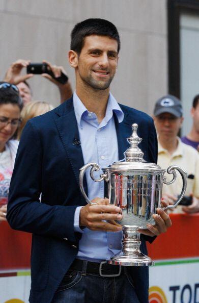 Con su triunfo en el torneo neoyorquino, Djokovic tiene en su haber 14.7...