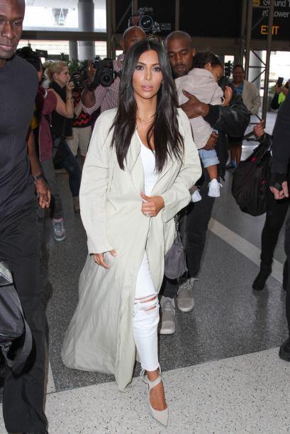 Kim Kardashian ha cumplido uno de sus grandes sueños.