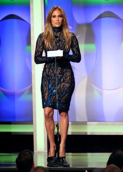 La comunidad LGBT premió a Jennifer por ser una gran defensora de los de...