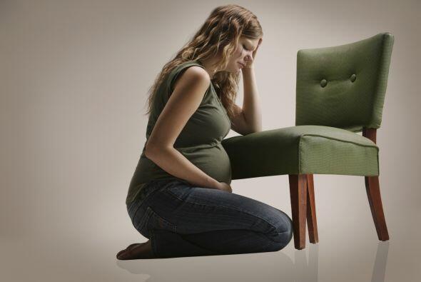 Debido a que el bebé aumenta de tamaño, seguirás su...