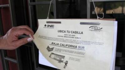 Voto extranjero México 2015