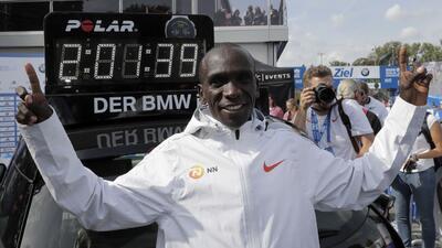 Eliud Kipchoge: el más grande maratonista del mundo en los últimos 50 años