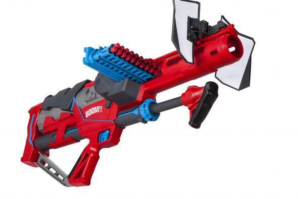 Si quieres regalar diversión, esta pistola de dardos es ideal par...