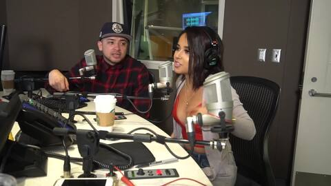 Dana Cortez chats with Becky G about her relationship status