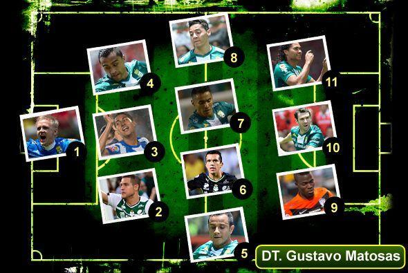 Este es el once ideal de las semifinales del Clausura 2014, donde hasta...