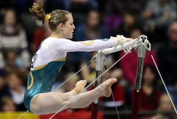 6TO LUGAR: La Australiana Lauren Mitchell (58,133)