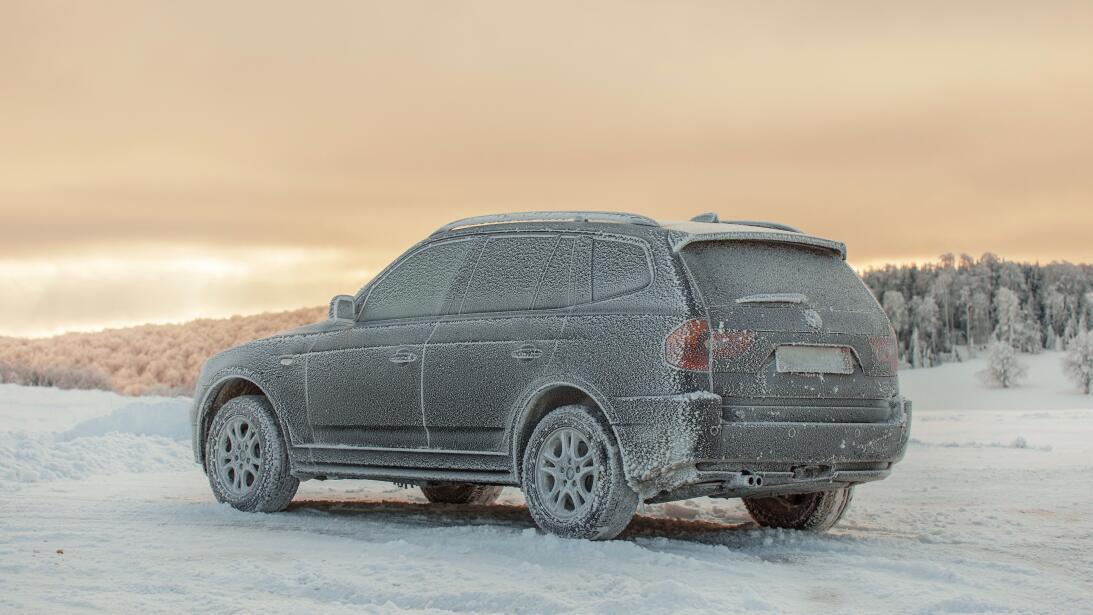 Seis cosas que nunca hay que dejar dentro del carro durante el invierno...
