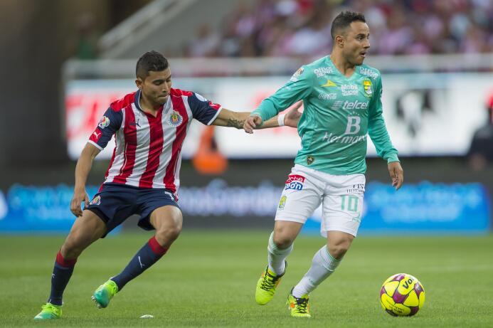 Luis Montes, del León, podría continuar su carrera en la MLS. Sin embarg...