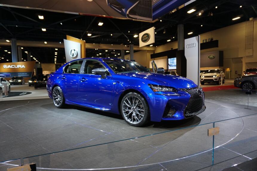 Lo mejor del Auto Show de Miami 2015 Lex_GSF.jpg