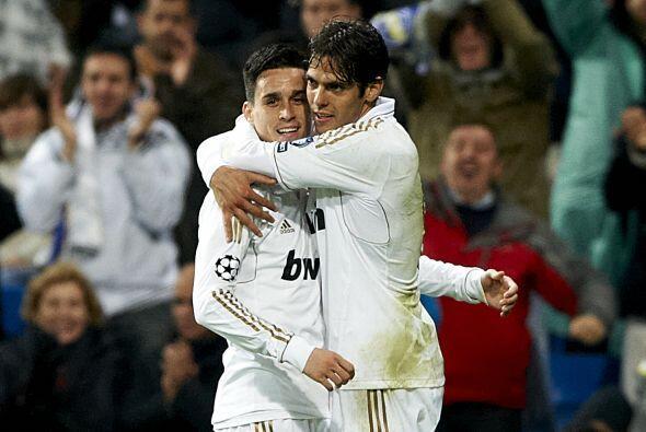 El canterano Callejón volvió a demostrar por qué regresó al Madrid con u...