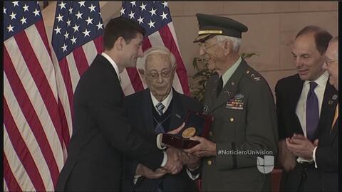 Congreso honra al regimiento 65 de Infantería
