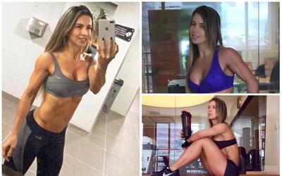 Esta sensual colombiana cuenta con casi 300,000 seguidores en Instagram...
