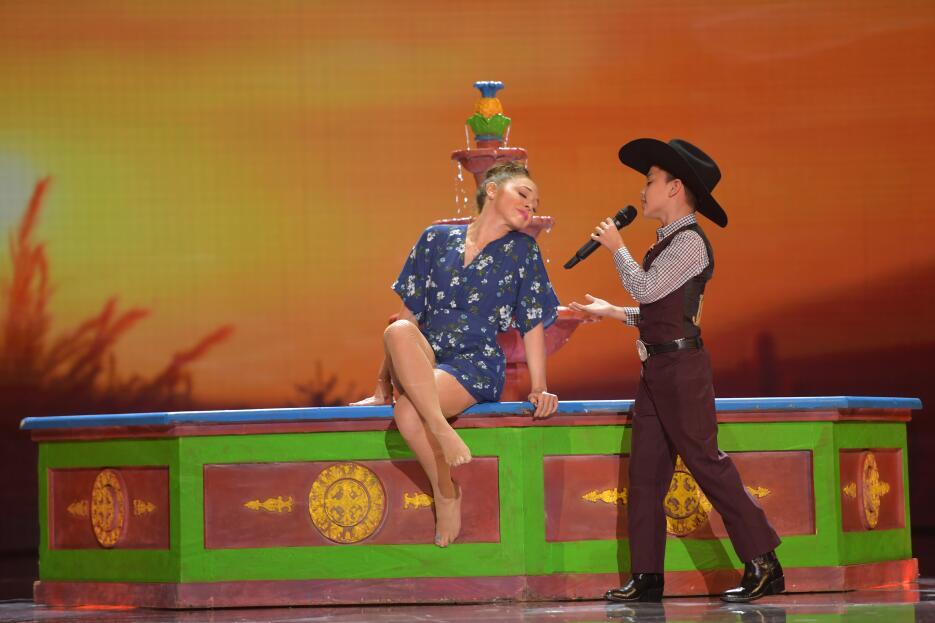 Fotos del décimo show de Pequeños Gigantes USA.
