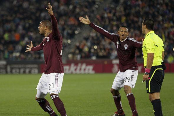 Colorado Rapids no pudo pasar del empate con Real Salt Lake y tendrá que...