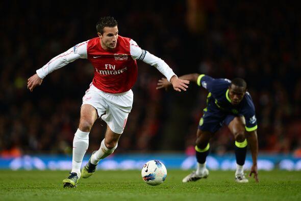 Dolorosa derrota para el Arsenal, que aún le saca cinco puntos al...
