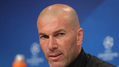 """Zidane sobre la presión en Múnich: """"No nos vamos a cagar en los pantalones..."""""""