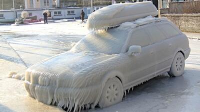 Por qué debes calentar tu carro antes de iniciar un recorrido durante una ola de frío