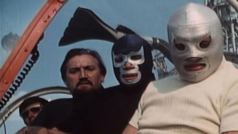 Película de 1968 dirigida por Julián Soler con los ídolos de la lucha li...