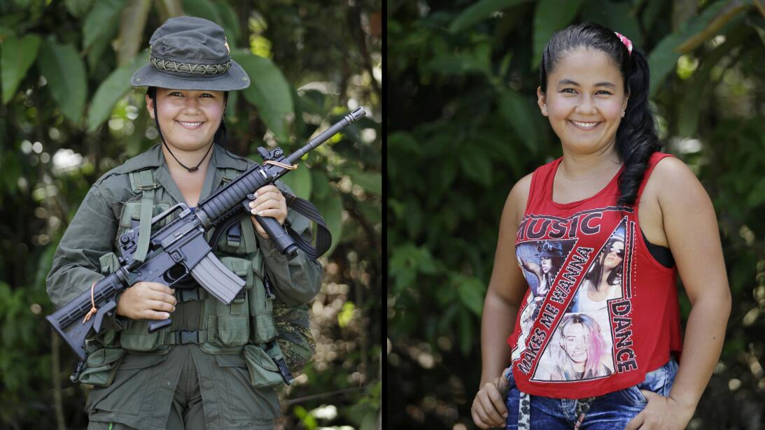 Mujeres Farc