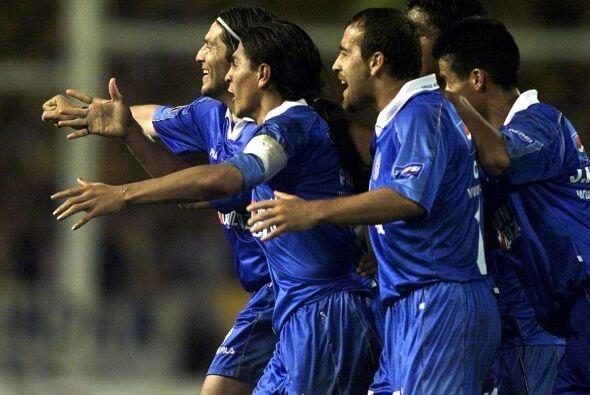 Cruz Azul fue el segundo equipo mexicano en llegar a las semifinales del...