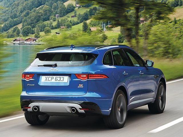 El Jaguar F-Type también se puede conseguir por 45,000 dólares: esa es l...