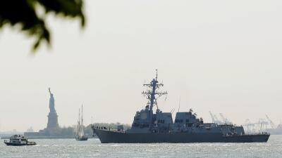 NYC celebra la Semana Naval